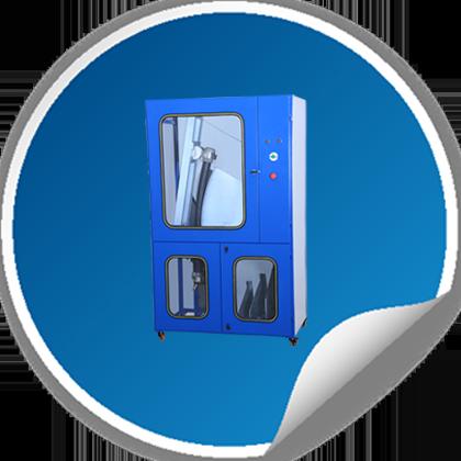 خرید تجهیزات آزمایشگاهی پلیمر - خرید دستگاه خمش یا عدم نشتی تحت فشار داخلی در معرض خمش - bending