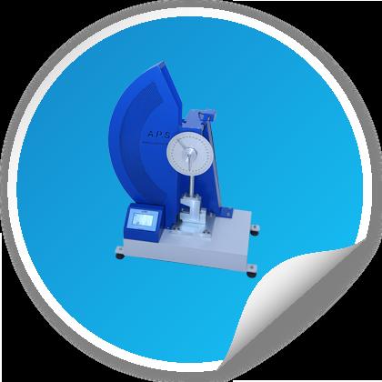 خرید تجهیزات آزمایشگاهی پلیمر - خرید دستگاه آزمون ضربه پاندولی دیجیتال - izod impact