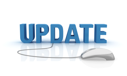 Update - بروزرسانی ورژن های نرم افزار مدیریت تجهیزات